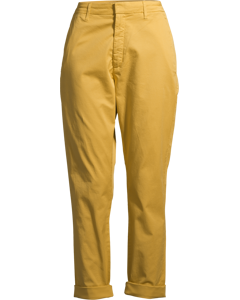 News Trousers Mustard