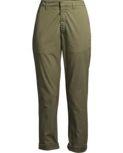 News Trousers Khaki Green