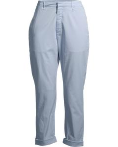 News Trousers Shirt Blue