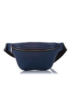 Fendi Romano Leather Belt Bag Blue