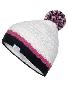 Trespass Childrens Girls Marcella Knitted Winter Hat