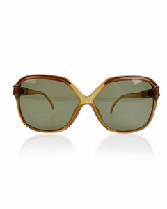 Christian Dior Vintage Optyl Oversize Women Mint Sunglasses 2096