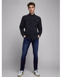 Jack And Jones Glenn Fox Slim Fit Blauw