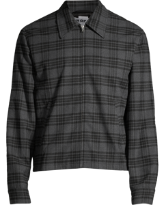 Fiftyfive Jacket Grey Tartan