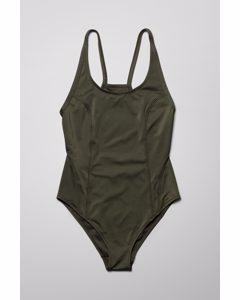 Hydra Swimsuit Khaki Green