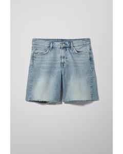Vision Denim Shorts Week Blue