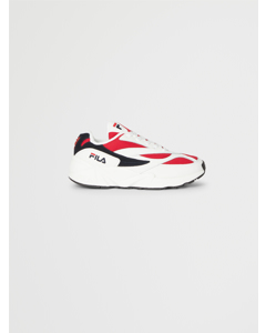 V94m Low Wmn White / Fila Navy / Fila Red