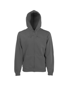 Fruit Of The Loom Mens Hooded Sweatshirt