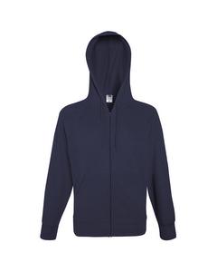 Fruit Of The Loom Mens Lightweight Full Zip Jacket / Hoodie