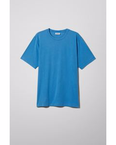 Frank Washed T-shirt Blue