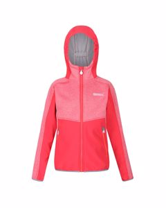 Regatta Childrens/kids Bracknell Ii Softshell Jacket