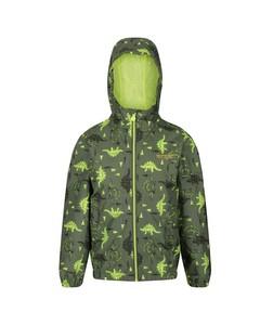 Regatta Girls Ellison Printed Waterproof Jacket