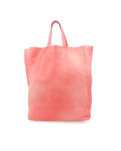Celine Vertical Cabas Tote Pink