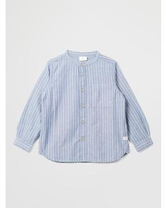 En Fant Shirt 30-22 Blue Horizon