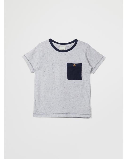 EN FANT En Fant Ss T-shirt 01-38 Mourning Dove