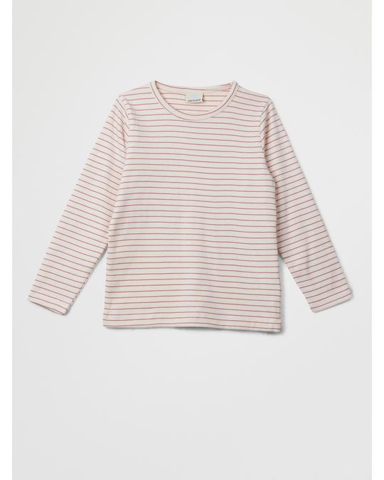 EN FANT En Fant Ls T-shirt-oekotex 20-98 Pink Champagne