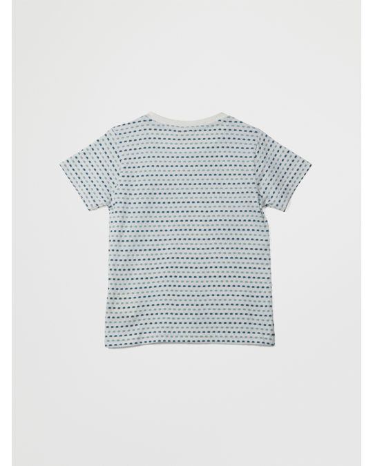 EN FANT En Fant Ss T-shirt-oekotex 30-20 Blue Surf