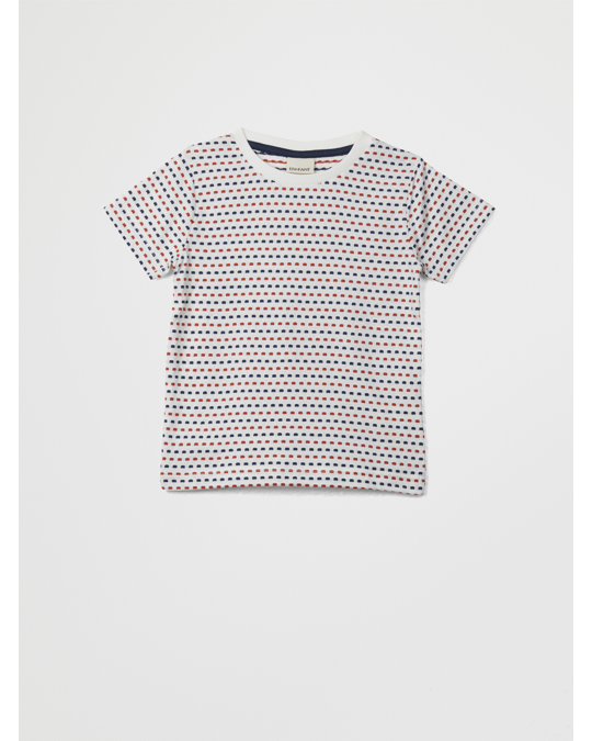 EN FANT En Fant Ss T-shirt-oekotex 03-58 Dark Navy