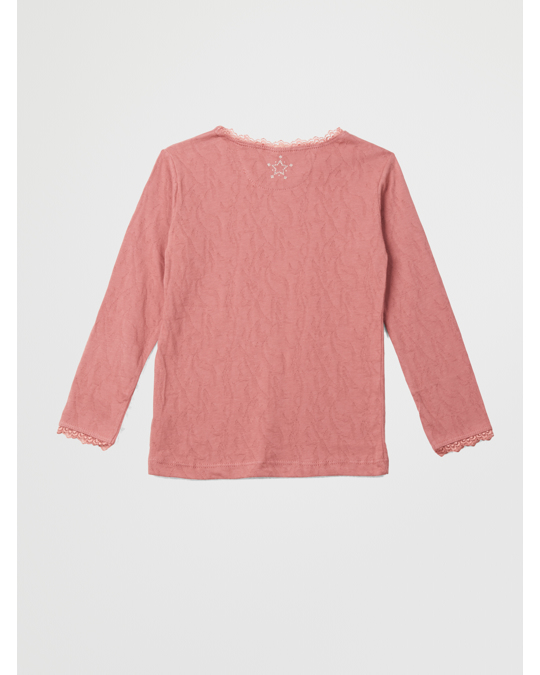 EN FANT Horizon Ls Top 02-47 Withered Rose