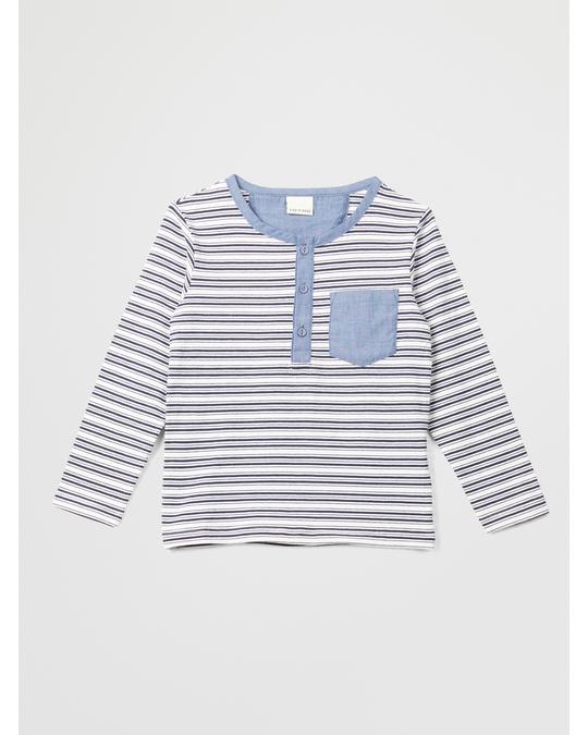 EN FANT En Fant Ls T-shirt - Gots 00-44 Marshmallow
