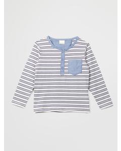 En Fant Ls T-shirt - Gots 00-44 Marshmallow