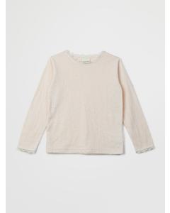 En Fant Ls T-shirt 20-98 Pink Champagne