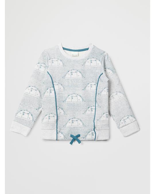 EN FANT En Fant Sweatshirt 01-38 Mourning Dove