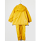 Gate Rainwear Set W/ Suspenders 02-02 Nugget Gold