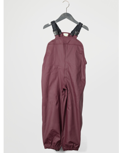 Gate Rainwear W/ Suspenders 20-78 Fig