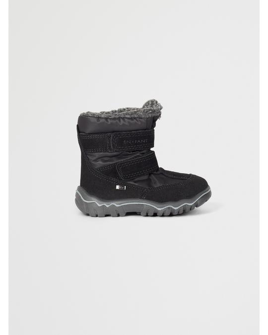EN FANT Alpha Boots Velcro -00 Black