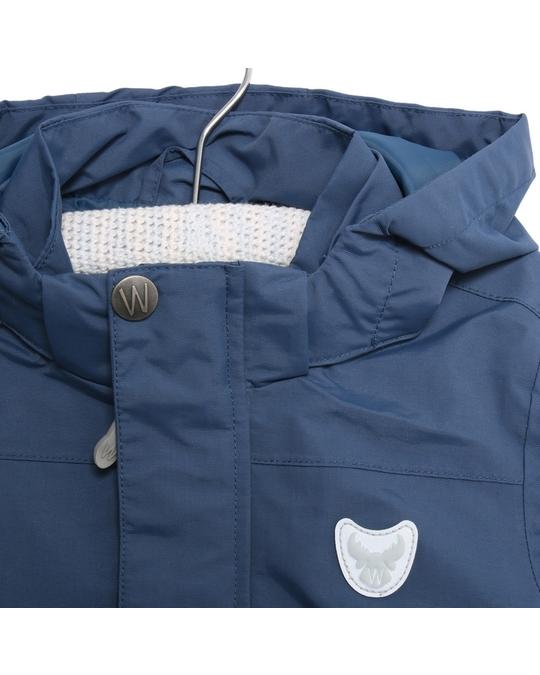 Wheat Jacket Tom Tech I Indigo