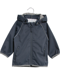 Softshell Jacket Carlo Greyblue