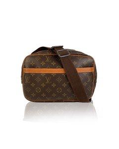 Louis Vuitton Monogram Canvas Reporter Pm Crossbody Bag