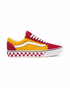 Ua Comfycush Old Skool Red/cadmium