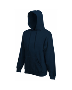 Fruit Of The Loom Mens Hooded Sweatshirt / Hoodie
