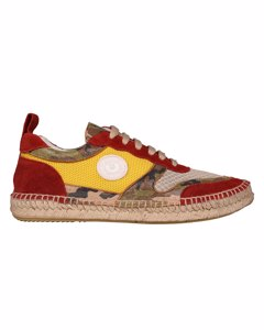 Marcia Lace-up Espadrilles