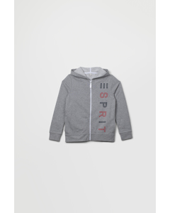 Sweatshirt C Pe A 260-mid Heather Grey