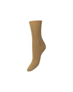 Glitter Drake Sock Dried Tobacco