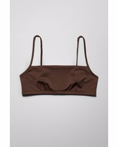 Aquatica Swim Top Brown