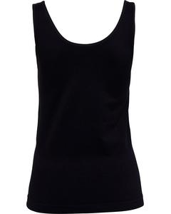 Decoy Top W/wide Straps Black