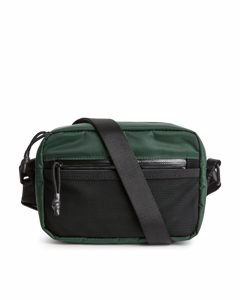 Sporty Camera Bag Dark Green