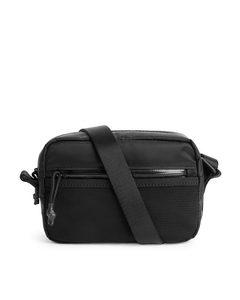 Sporty Camera Bag Black