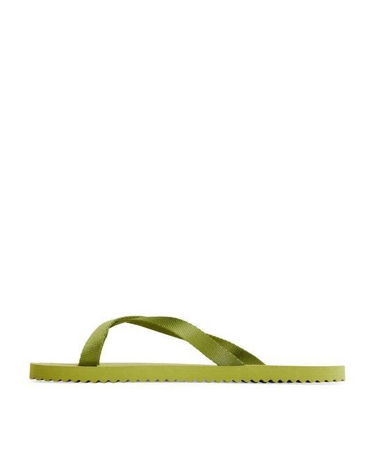 Arket Flip Flops Green