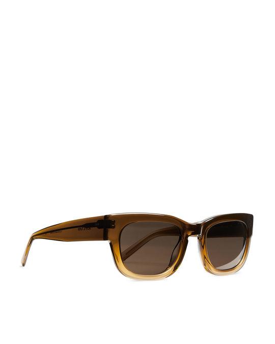 Arket Ace & Tate Pete Sunglasses Sandstorm