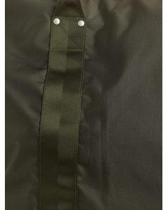 24-hour Tote Bag Dark Green