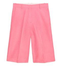 Fluid Culottes Light Pink