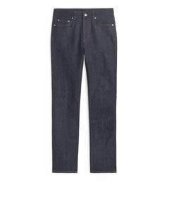 Slim Stretch Selvedge Jeans Dark Blue