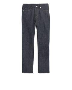 SLIM Stretch Selvedge Jeans Dark Blue