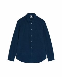 Shirt 5 Corduroy Dark Blue