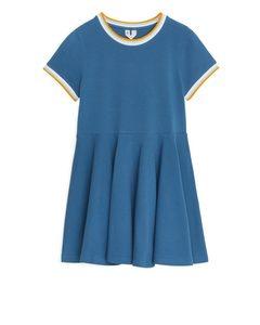 Skater Dress Blue